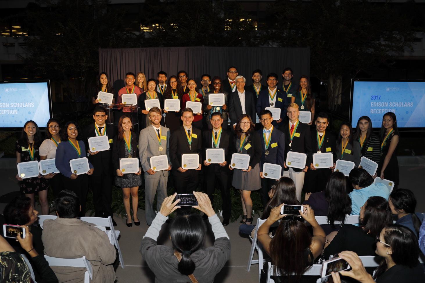 2017 Edison Scholars