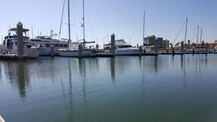 Yatchs at Marina