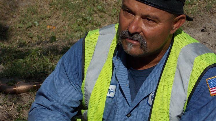Riojas, City Employee, Utilities Dept.