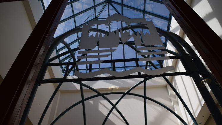 Skylight at City Hall