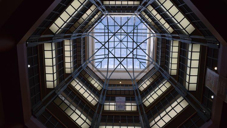 Skylight Lobby