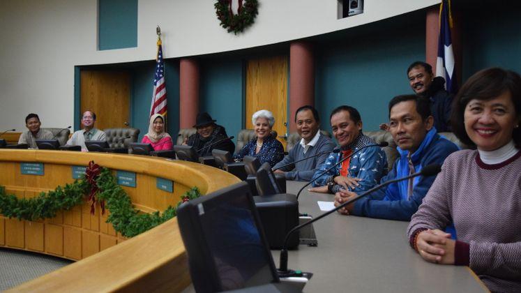 Indonesian Delegation Visit