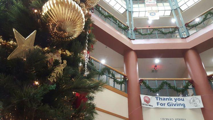Atrium, City Hall