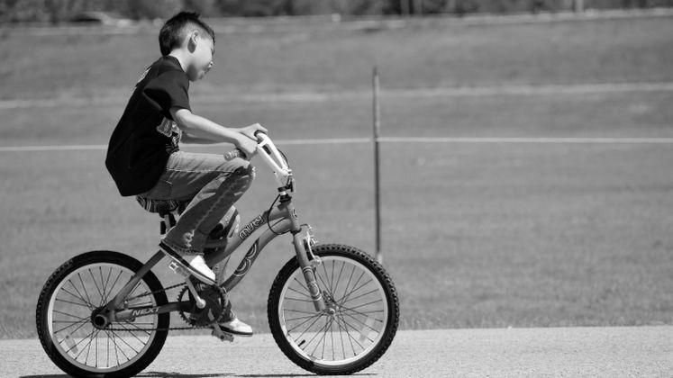 Bike Ride at Labonte Park