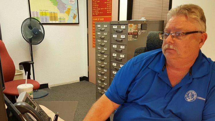 Virgil Seward, Customer Service Rep. Utilities