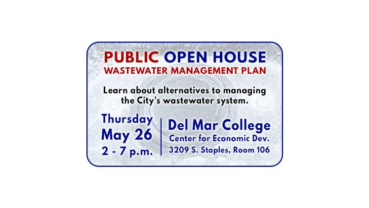 Wastewater Management Plan Open House