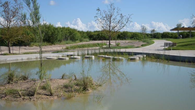 Oso Bay Wetlands Ribbon Cutting