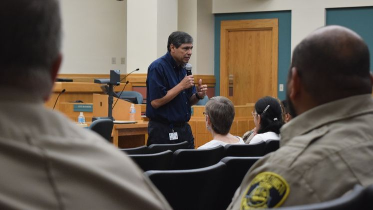 Billy Delgado, Emergency Operations Coordinator