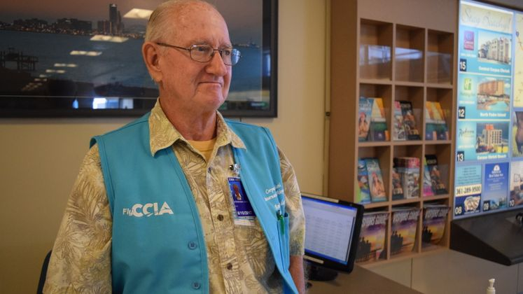 O. Stedronsky, CCIA Volunteer for over 5 years