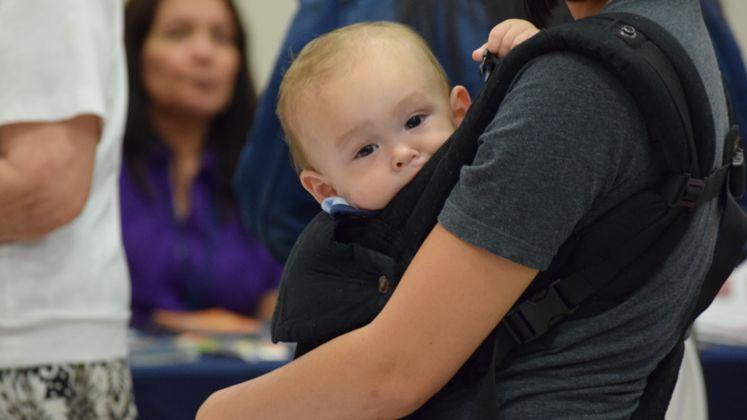 Breastfeeding Health Fair at Health Department