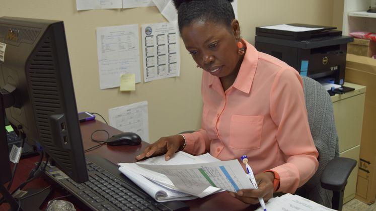 D. Prime, Program Coordinator at City/County Health Department
