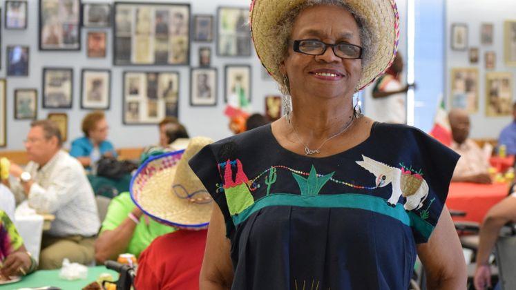 Happy Diez y Seis at Oveal Williams Senior Center