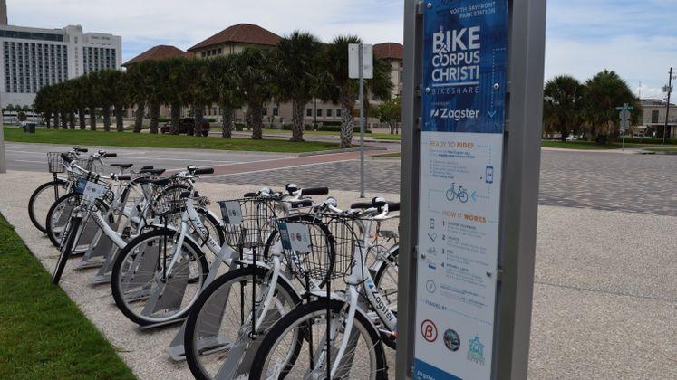 Bike Share Corpus Christi
