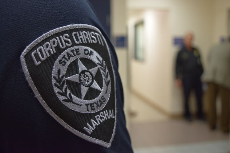 City Marshal's Patch