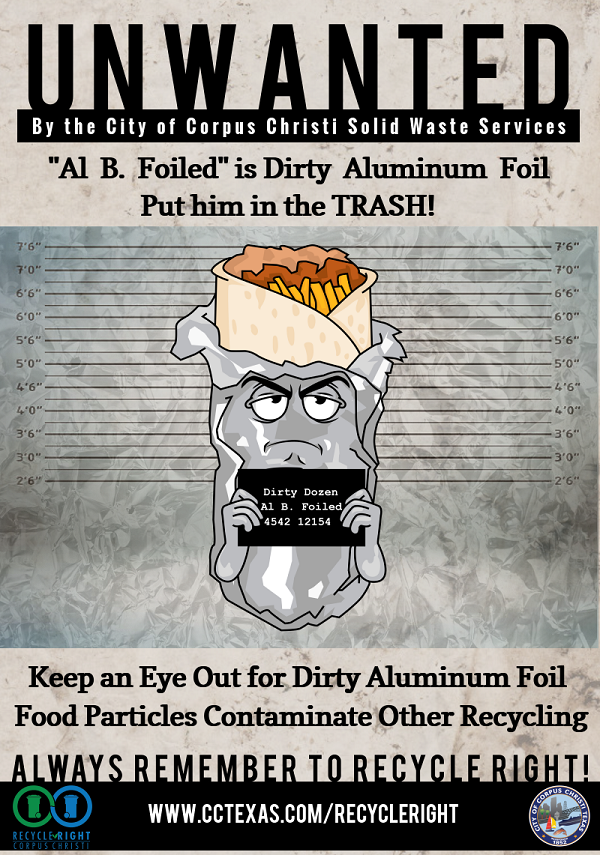 Al B. Foiled
