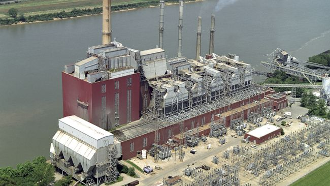 Duke Energy to retire coal operations at its W.C. Beckjord Station