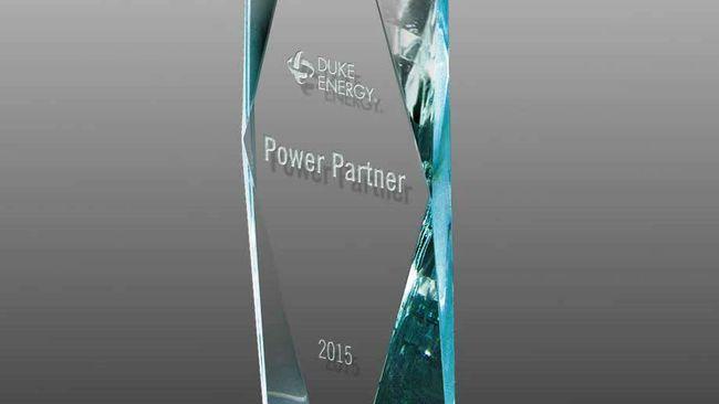 Duke Energy recognizes 2015 Power Partners