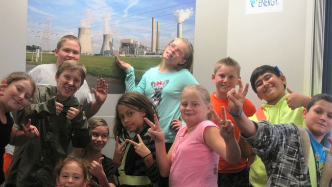 Citrus County fifth graders uncover the mystery of electricity through hands-on activities