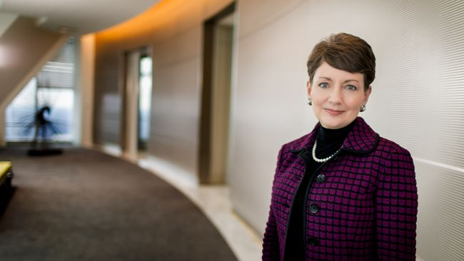 Duke Energy CEO Lynn Good discusses energy prices and managing the company's resources on Fortune.com