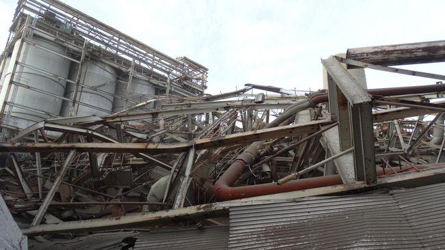 Sutton Boiler Demolition Photo