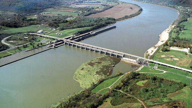 Indiana utility regulators approve upgrades at Duke Energy Indiana's Markland Hydro Station