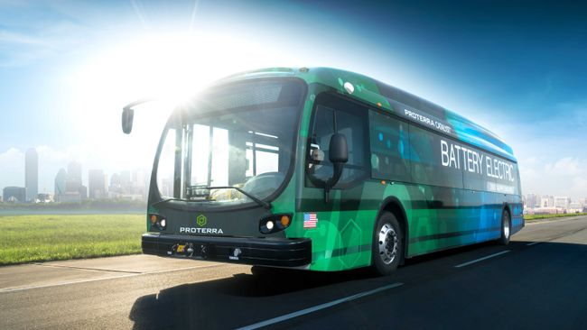 Greensboro's transition to electric buses gets $450,000 boost from Duke Energy