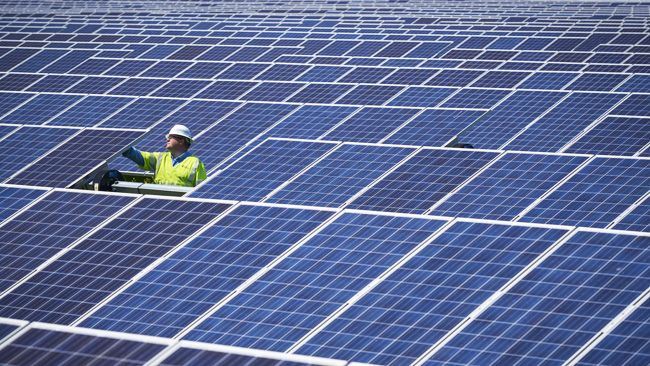 Duke Energy gets green light to build 17-MW solar power plant at Crane naval station