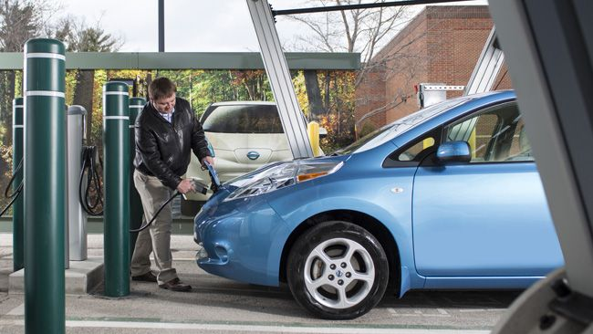 Duke Energy's $1.5 million program aims to increase public electric vehicle charging in N.C. by 30 percent