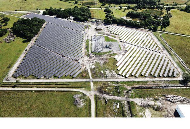 Duke Energy Florida brings solar power plant online