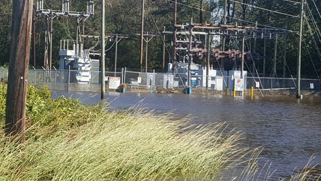 Duke Energy reports 96 percent of Hurricane Matthew outages restored; those who can receive power will be restored by Saturday night