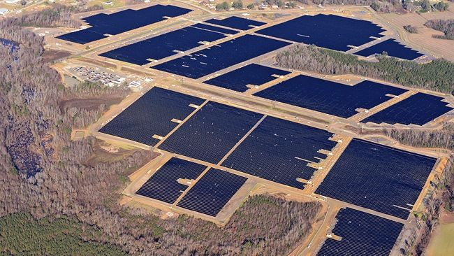 Duke Energy Carolinas paving the way for more renewable energy projects