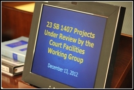 Among 23 projects, 4 were recommended for indefinite delay.
