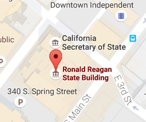 Ronald Reagan State Building
