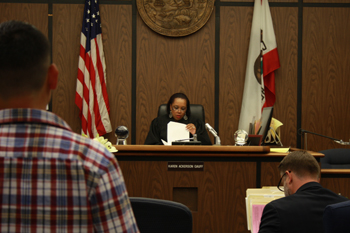 Judge Karen Ackerson Gauff, Los Angeles County