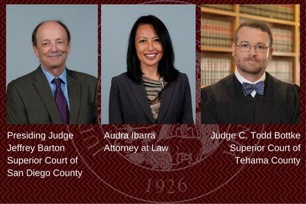 Incoming Judicial Council Member Terms Begin This Week