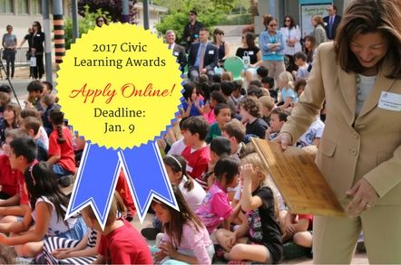Civic Learning Award