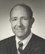 Presiding Justice Ignazio J. Ruvolo