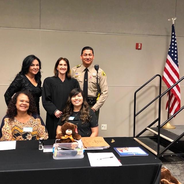 San Bernardino County: Adoption Finalization Day 2017