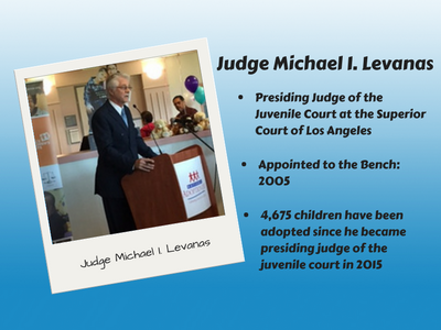 Judge Michael I. Levanas