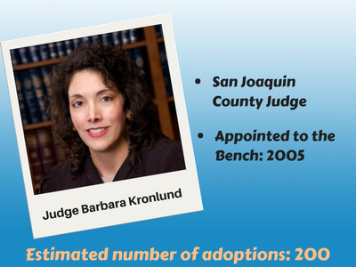 Judge Barbara Kronlund