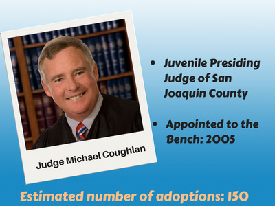 Judge Michael Coughlan