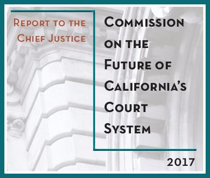 Futures Commission Report to Chief Justice
