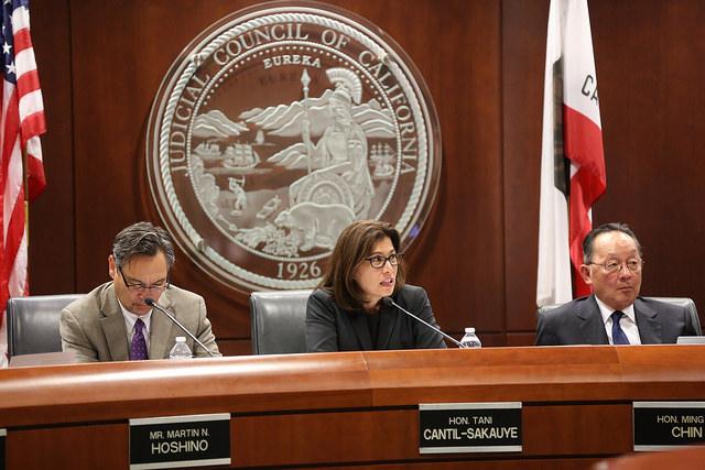 Judicial Council Meeting 5-18