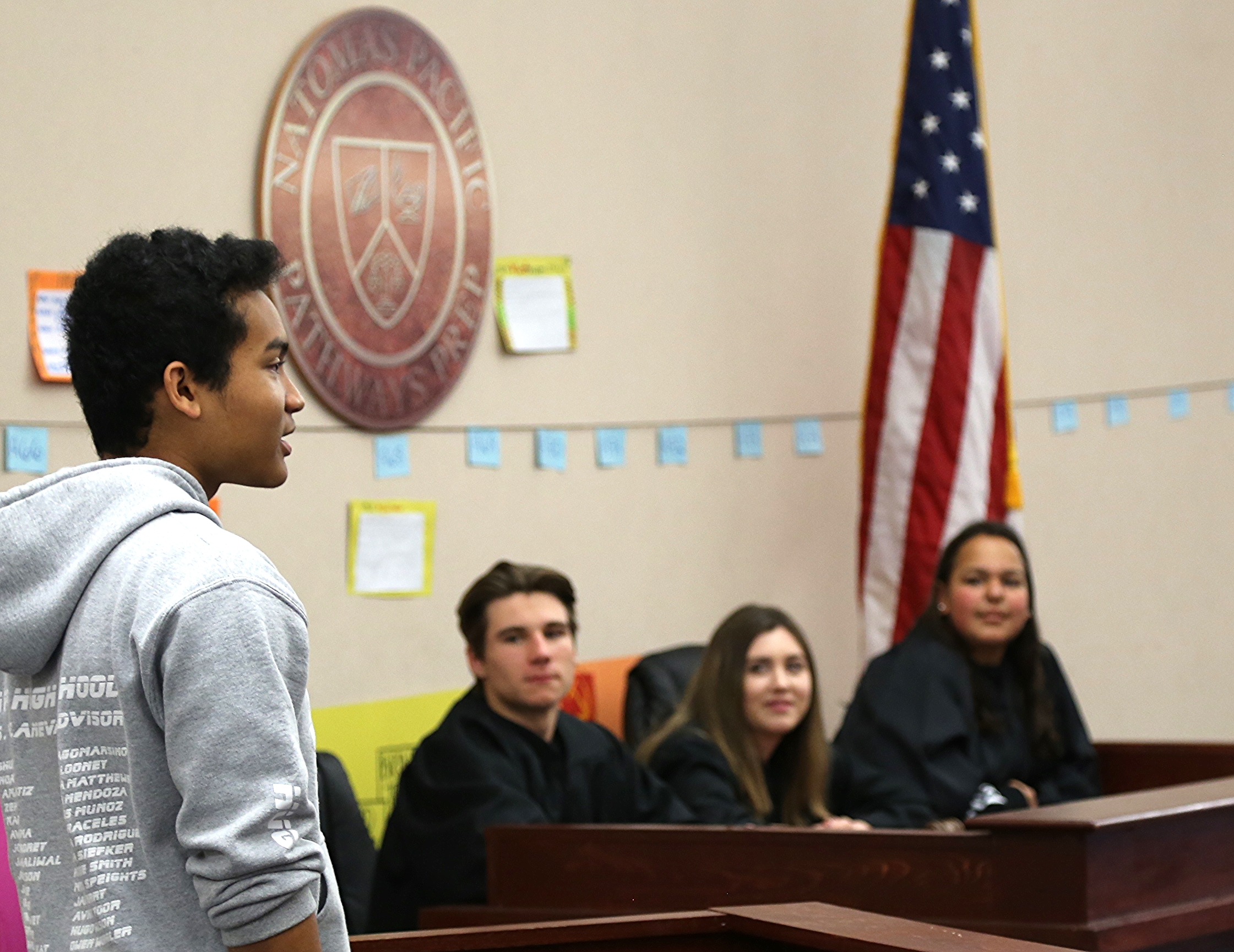 pacific teen court