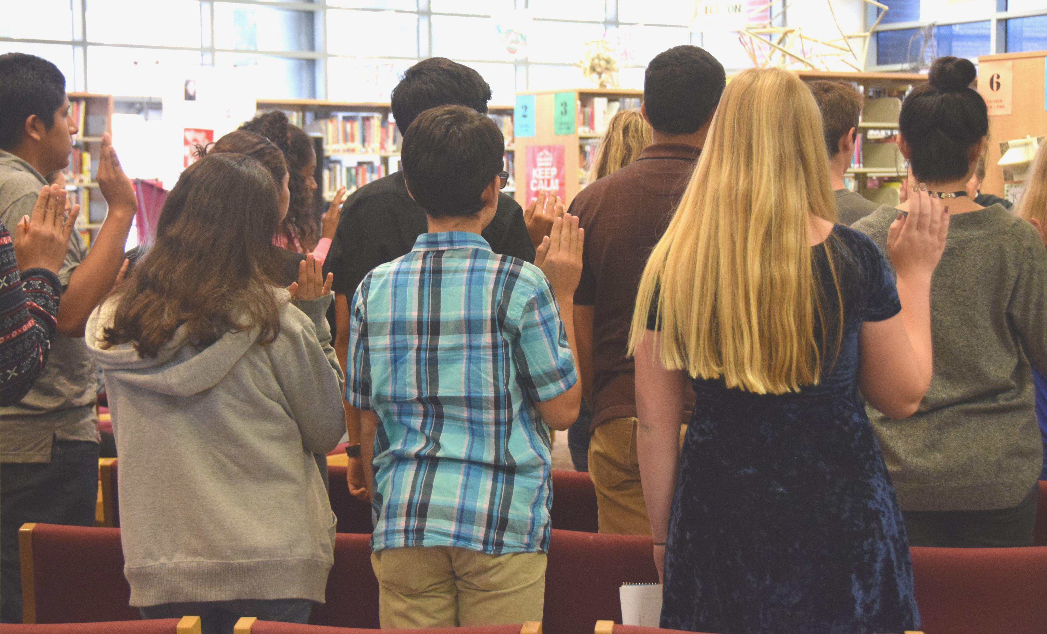 Burroughs High School Teen Court
