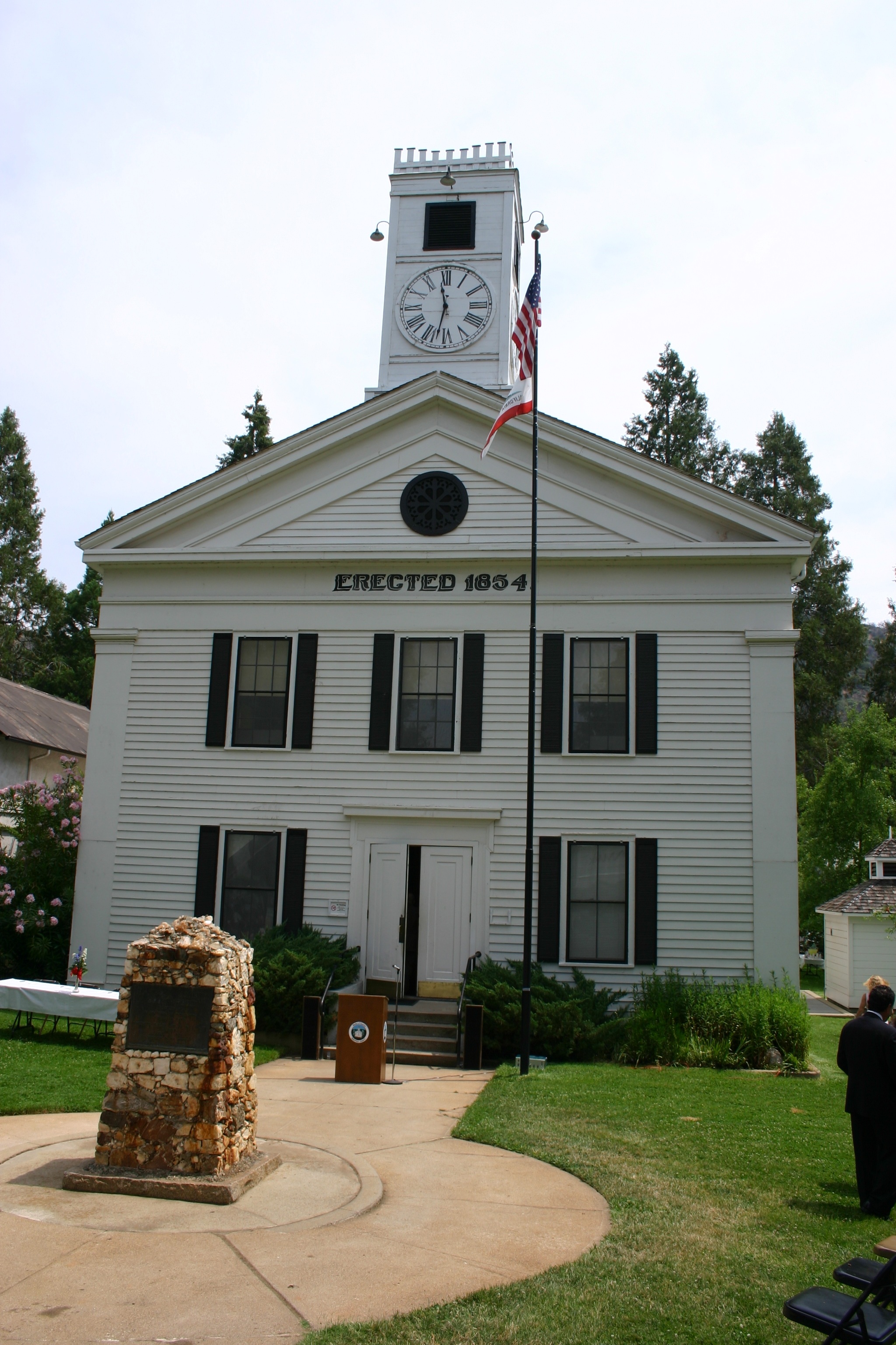 Mariposa Courthouse