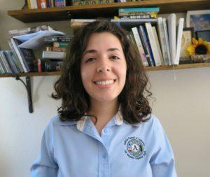 Vanesa Martín, Los Angeles County JusticeCorps
