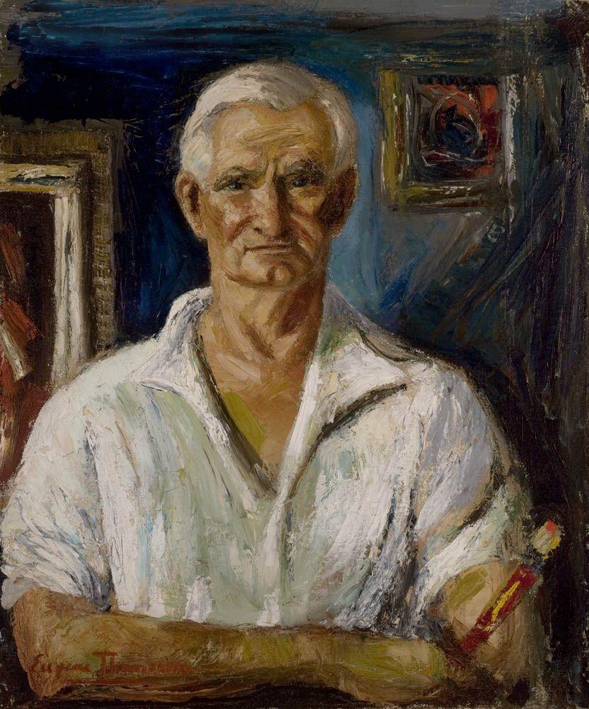 Self-Portrait, 1959