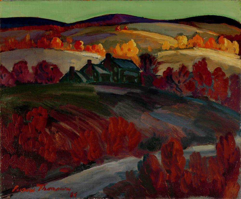 Three Chimneys, 1939