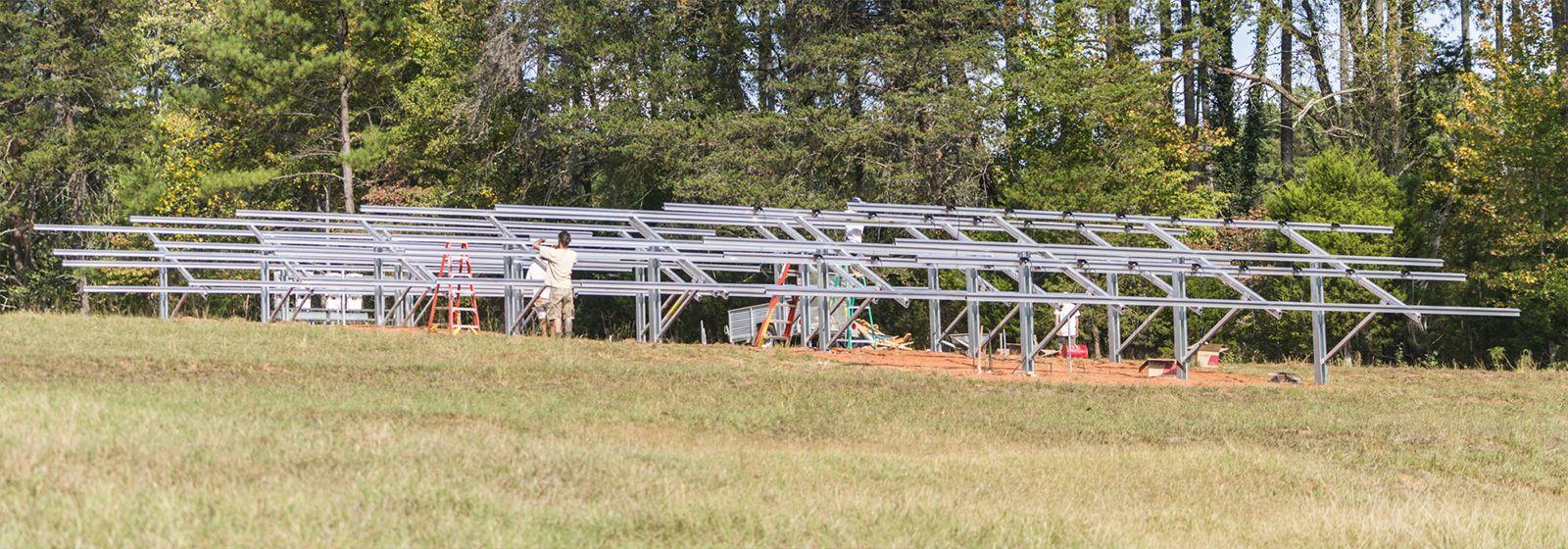 Rebates drive success of SC solar program